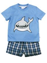 Load image into Gallery viewer, Shark cotton pyjamas