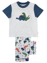 Load image into Gallery viewer, Boys jersey summer cotton PJ's