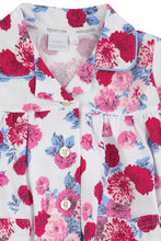 Load image into Gallery viewer, Classic Rose Print Girls Traditional Pyjamas - MV 2308