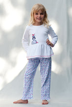 Load image into Gallery viewer, Animal friends Girls Pyjamas - MV 2315