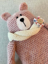 Load image into Gallery viewer, Pearl Bear Hot water bottle