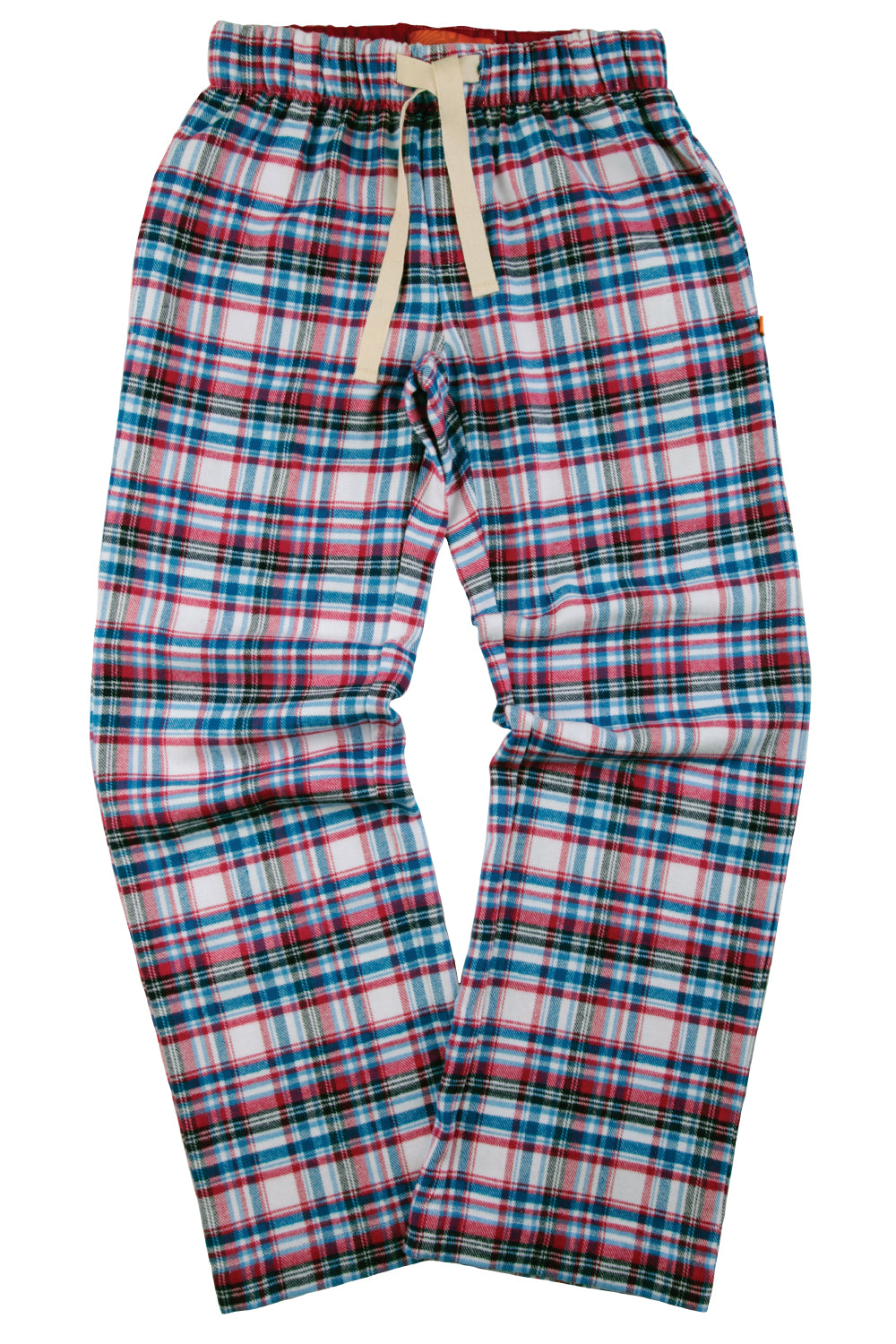 CALLOW check lounge PJ trousers for teens aged 9-16 years