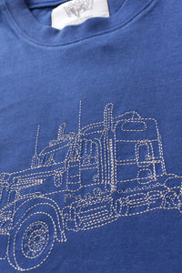WALKER Boys Truck Graphic Tee ages 9-16 years