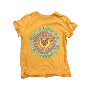 Bear Organic T-Shirt (Made to Order)