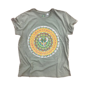 Elephant Organic T-Shirt (Made to Order)