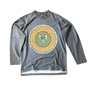 Elephant Organic Sweatshirt (Made to Order)