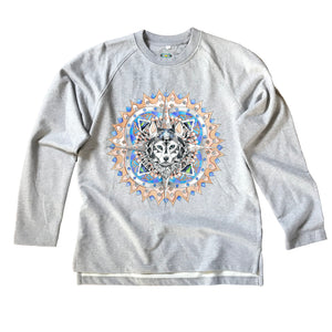 Husky Organic Sweatshirt (Made to Order)