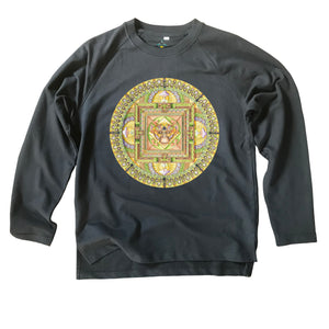 Monkey Organic Sweatshirt (Made to Order)
