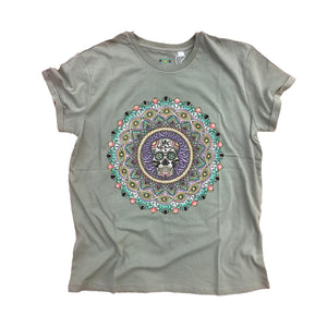 Muertos Organic T-Shirt (Made to Order)
