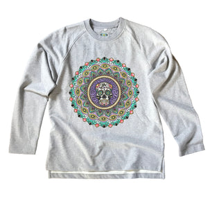 Muertos Organic Sweatshirt (Made to Order)