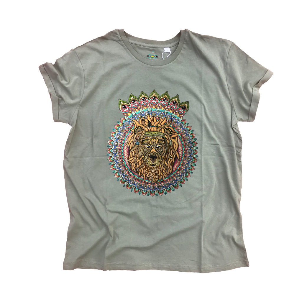 Mufasa Organic T-Shirt (Made to Order)