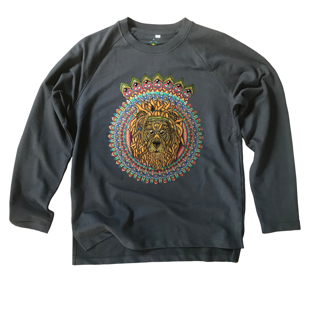 Mufasa Organic Sweatshirt (Made to Order)