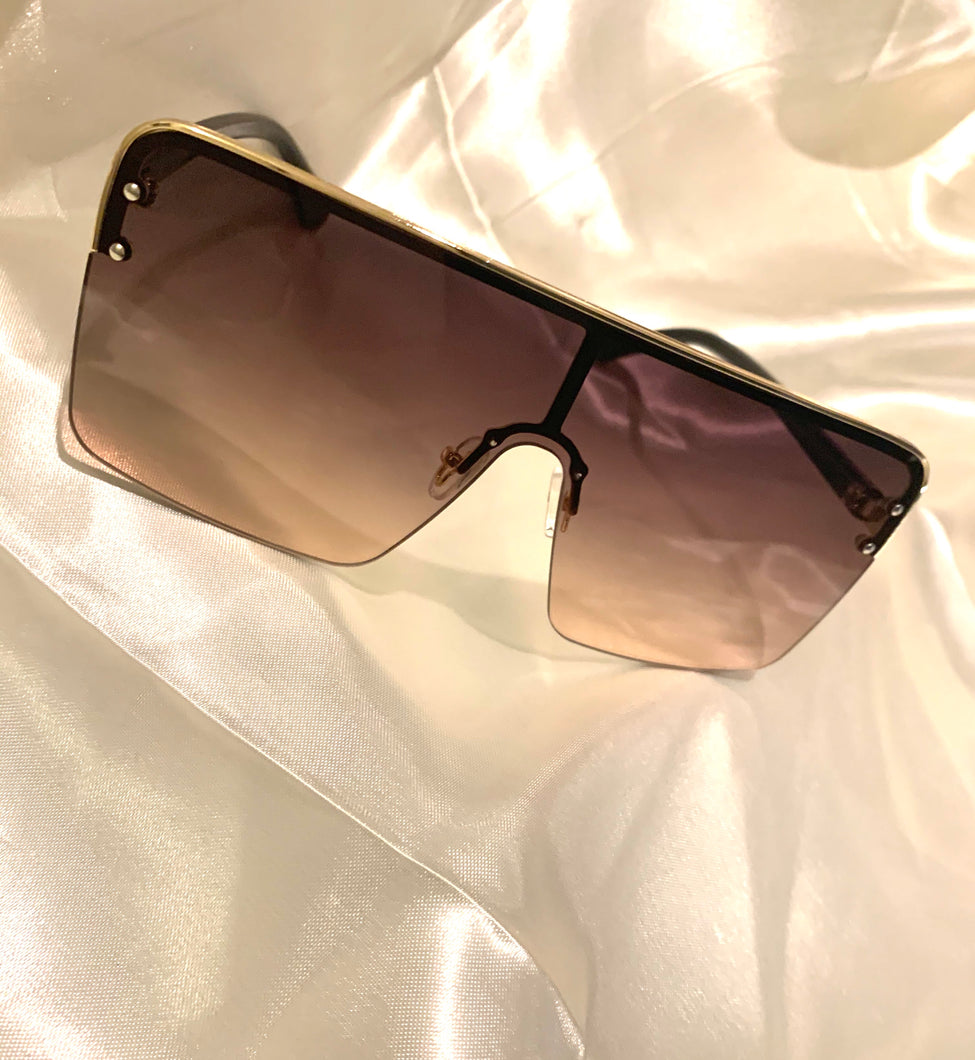 Boss Babe Shades - Brown