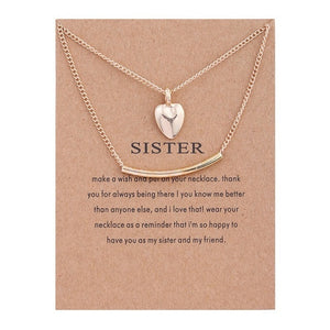 "PATCO ""SISTER"" NECKLACE"