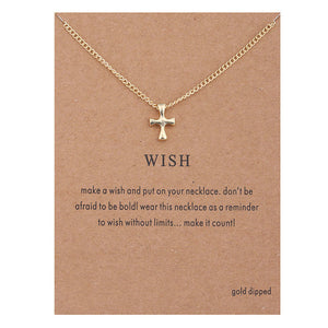 "PATCO ""WISH"" NECKLACE"