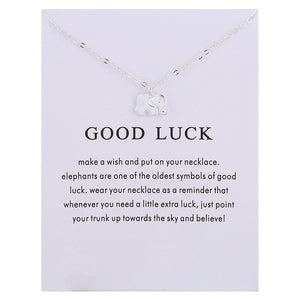 "PATCO ""GOOD LUCK"" NECKLACE"