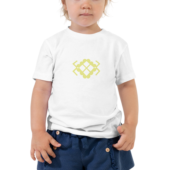 Diamond Guanche Symbol Toddler Short Sleeve Tee