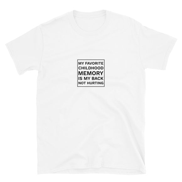 Childhood memory T-Shirt