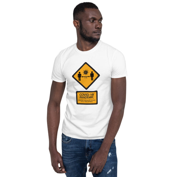 Safe Distance T-Shirt - OtiumMerch