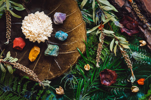 How to Align Your Chakras with Crystals