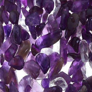 clarity tritan - amethyst and rock crystal