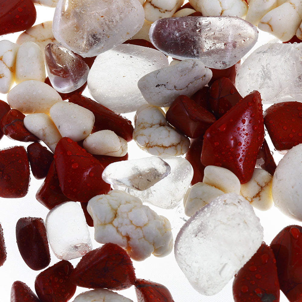 vitality tritan - red jasper and magnesite