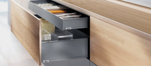 Slide and Drawer Box System