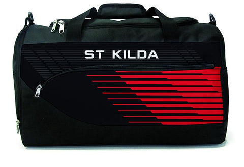 ST KILDA AFL BOLT SPORTS BAG