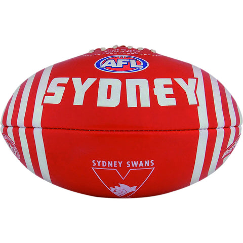 SYDNEY AFL PVC SIZE 2 FOOTBALL