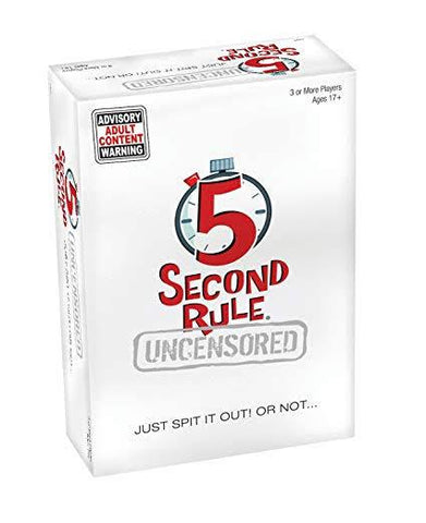 5 SECOND RULE UNCENSERORED ADULTS ONLY