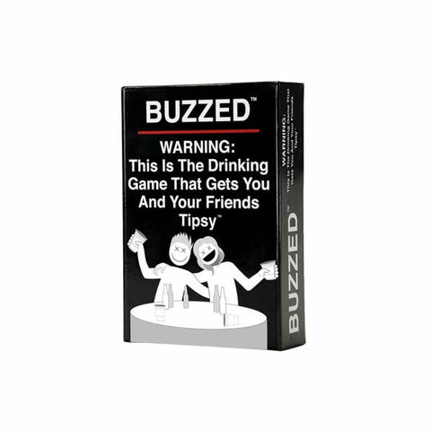 BUZZED ADULT GAME