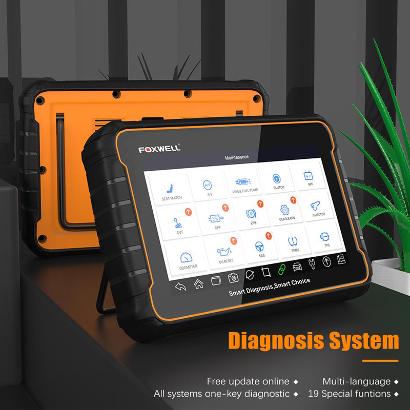 Foxwell GT60 Automotive  Tablet Diagnostic Scanner