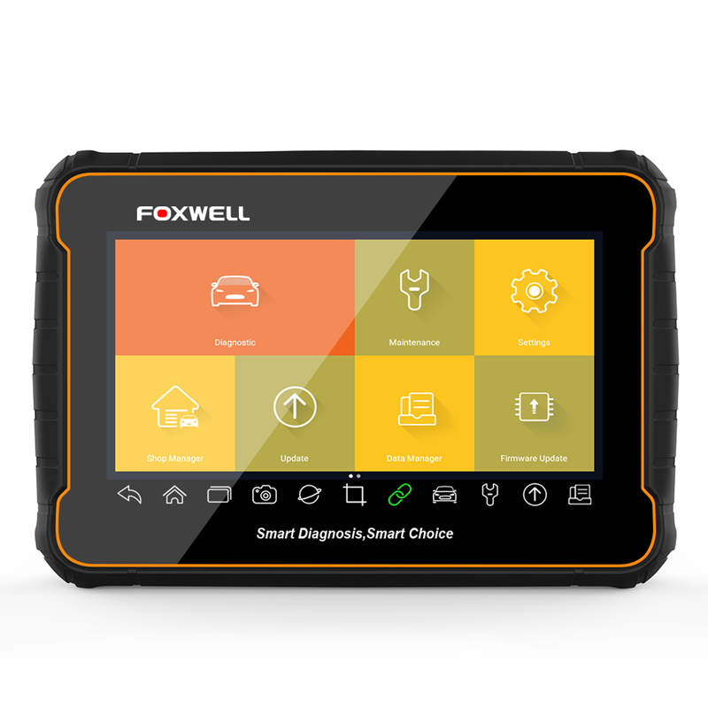 Foxwell GT60 Tablet Automotive Diagnostic Scanner