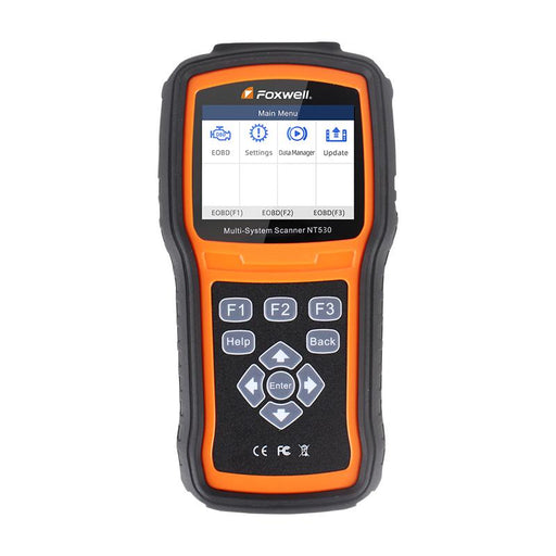 Foxwell NT530 BMW Mini Software Full System Scanner Works on Latest 2018/2019 - Foxwell Online