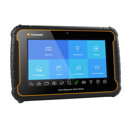 "FOXWELL i70 Android Tablet Diagnostic Scanner 7"" Touch Screen Full System Scanner - Foxwell Online"