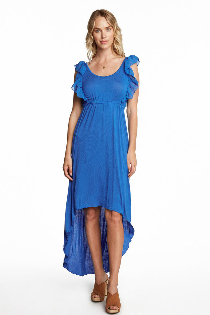 Cora Dress | dodgerblue