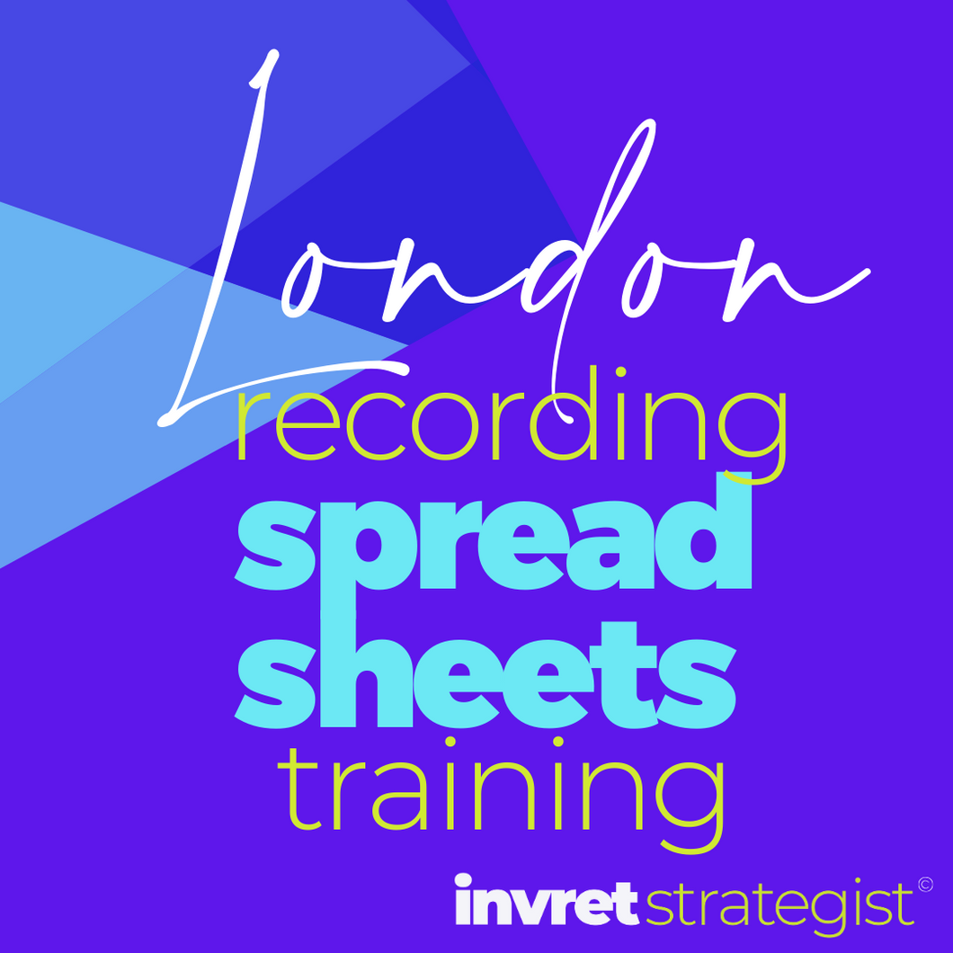 Advance London Training Recording