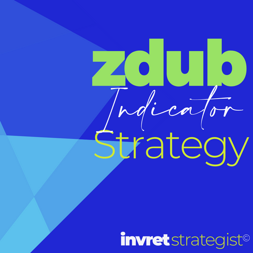 BLACK FRIDAY SALE ZDub Strategy Indicator & Class