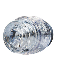 Fleshlight Quickshot Pulse - Clear