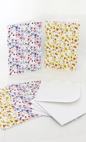 Greeting Cards - Blossoms