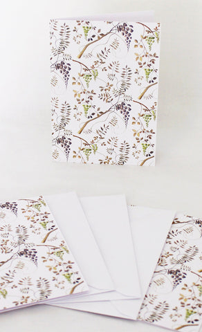 Greeting Cards - Wisteria