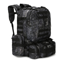 Load image into Gallery viewer, 50L Tactical Backpack