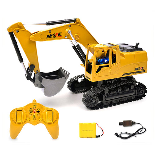 Eight-Way Alloy Excavator