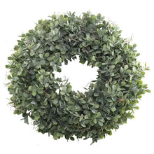 Load image into Gallery viewer, Artificial Green Leaves Wreath