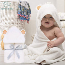 Load image into Gallery viewer, Premium Baby Towel Baby Washcloth