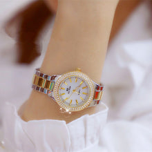 Load image into Gallery viewer, lady Crystal Watch