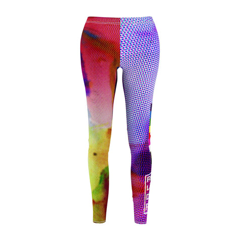 WATERCOLOR HALFTONE (LEGGINGS)