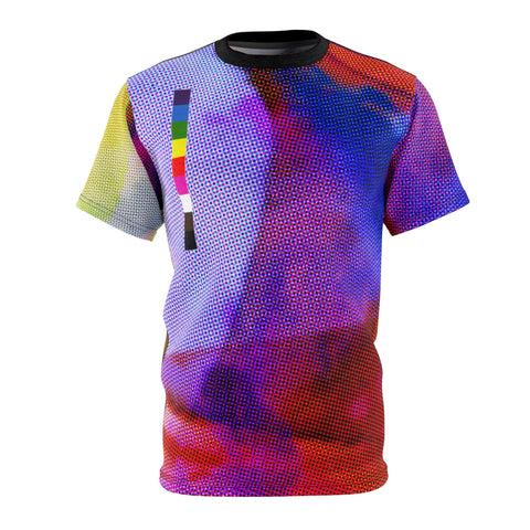 WATERCOLOR HALFTONE (S/S TEE)