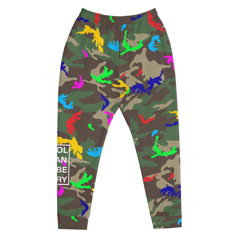 PRIMARY COLOR CAMO (MEN'S JOGGER)
