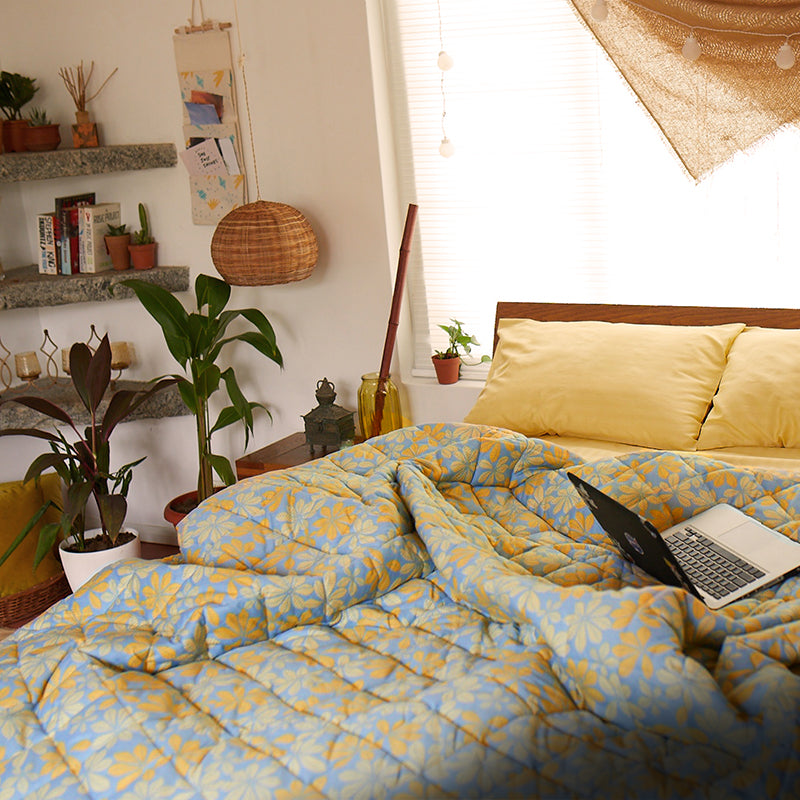 buy quilt online india, quilt online shopping india, buy printed quilts